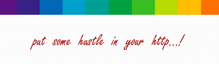 put some hustle in your website